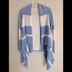Cashmere open cardigan